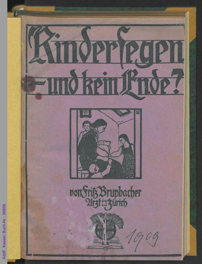 Kindersegen - und kein Ende? / Seite 1