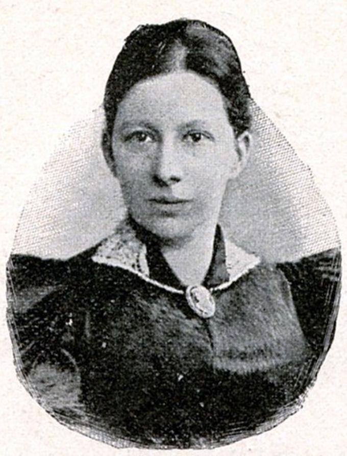 Jeannette Schwerin ; Portrait