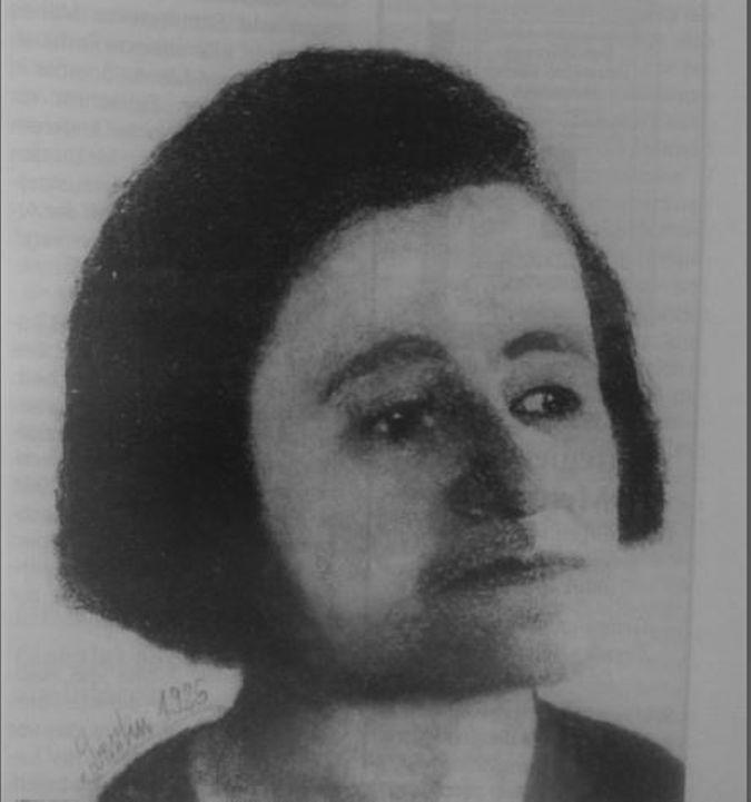 Siddy Wronski ; Portrait