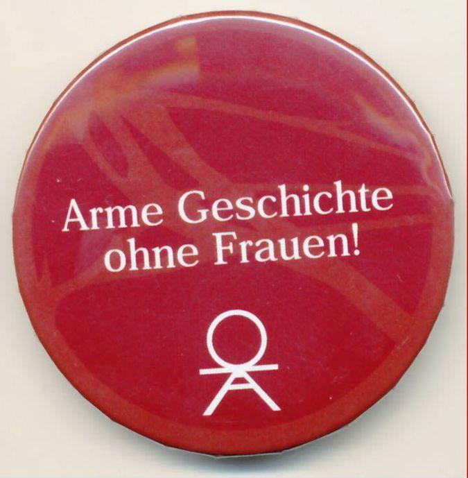 Öffentlichkeitskampagne Frauenarchiv Bozen