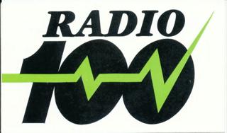 Eigenwerbung Radio 100