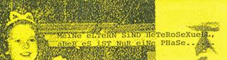 Lesben-Kampagne in Zürich