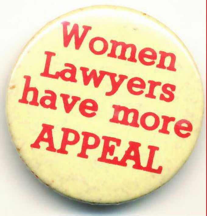 Frauen im Beruf: Rechtsanwältin