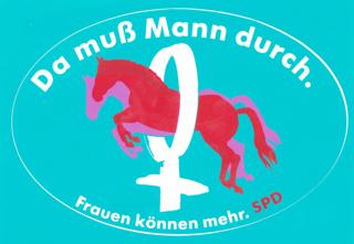 Frauen- Gleichstellungspolitik der SPD