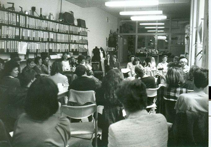 """""""Literarischer Salon"""" mit Berta Waterstradt"""
