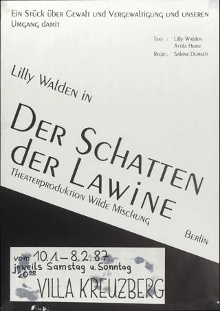 """""""Der Schatten der Lawine"""""""