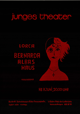Bernarda Albas Haus. Frauendrama