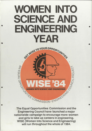 Women into science and engineering year