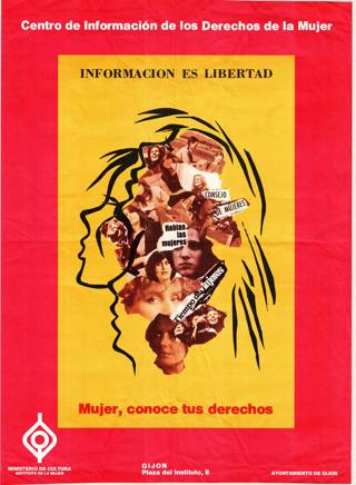 Informacion es Libertad Mujer, conoce tus derechos