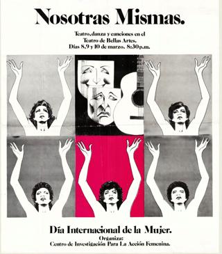 Nosotras Mismas - Dia International de la mujer