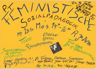Feministische Sozialpädagogik