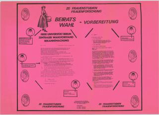 Beiratswahl-Vorbereitung