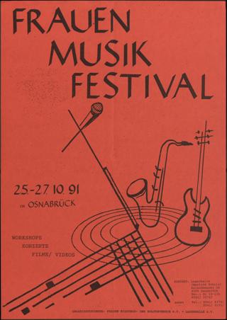 Frauen Musik Festival
