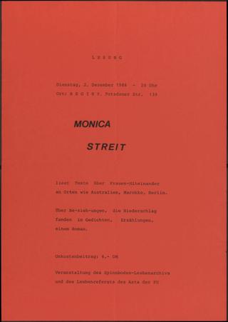 Monica Streit