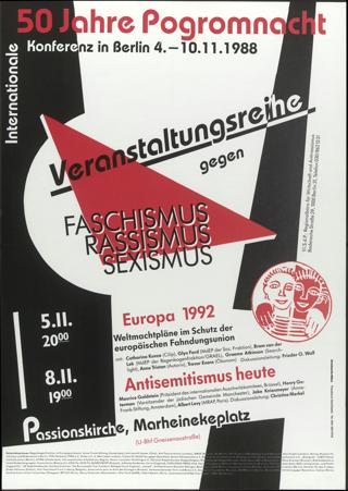 50 Jahre Pogromnacht