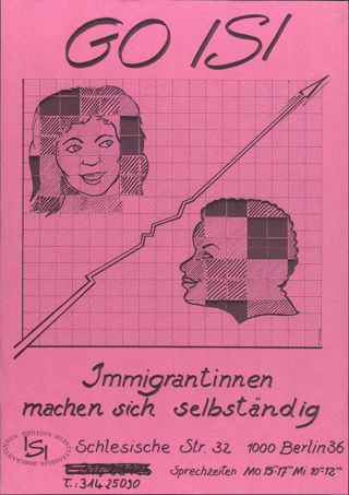 GO ISI Immigrantinnen machen sich selbständig