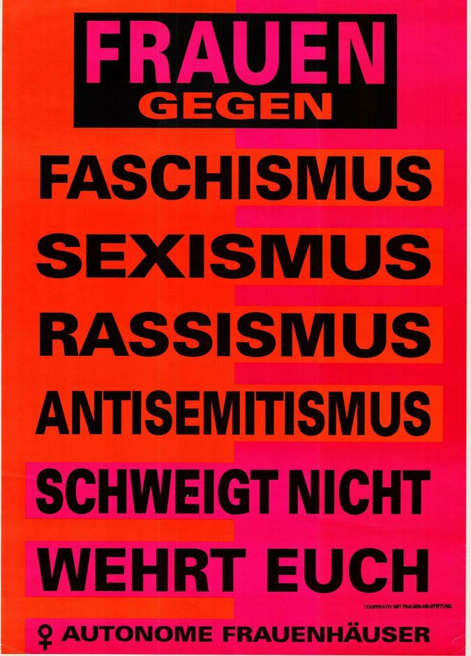 Frauen gegen Faschismus ...