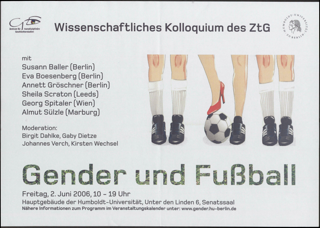 Gender und Fußball