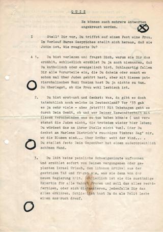 Schabbeskreis - 2