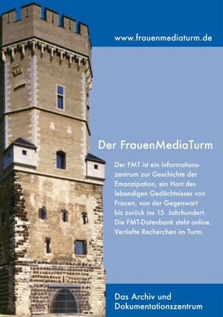 DerFrauenMediaTurm : Das Archiv und Dokumentationszentrum