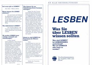Lesben : was Sie über Lesben wissen sollten