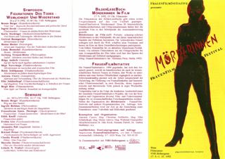 FrauenFilmInitiative presents: Mörderinnen FrauenFilmFestival