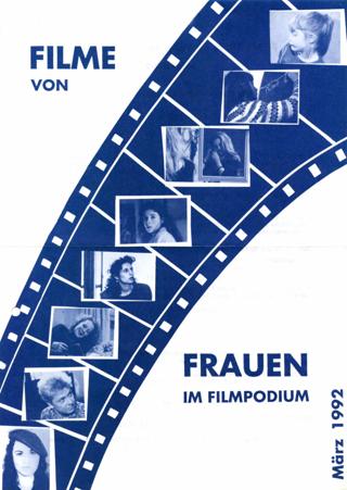 Filme von Frauen im Filmpodium, März 1992