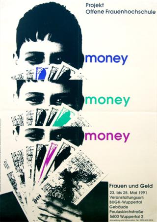 Money, money, money : Frauen und Geld