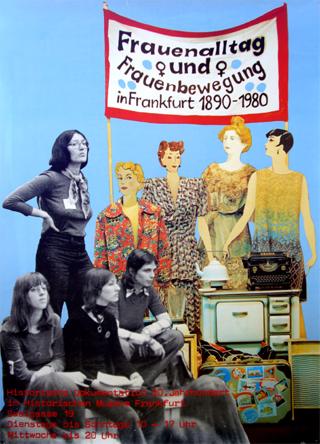 Frauenalltag und Frauenbewegung in Frankfurt 1890-1980 : historische Dokumentation