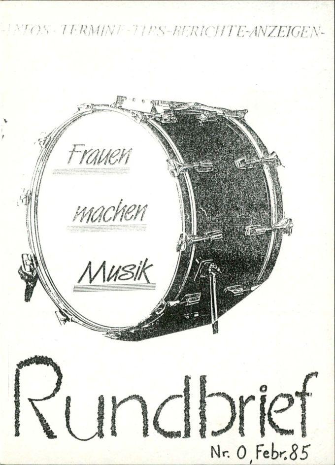 Rundbrief 0 / Seite 1