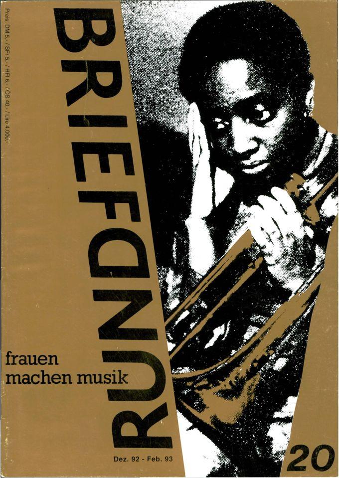 Rundbrief 20 / Seite 1