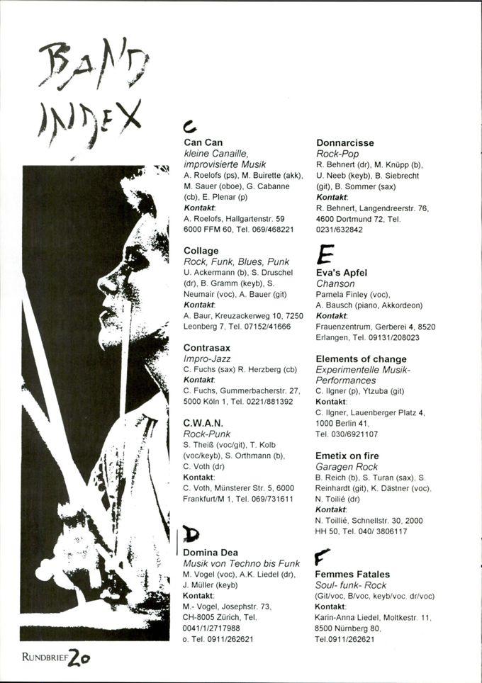 Rundbrief 20 / Seite 22