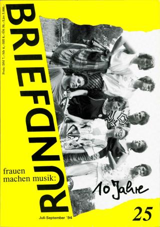 Rundbrief 25