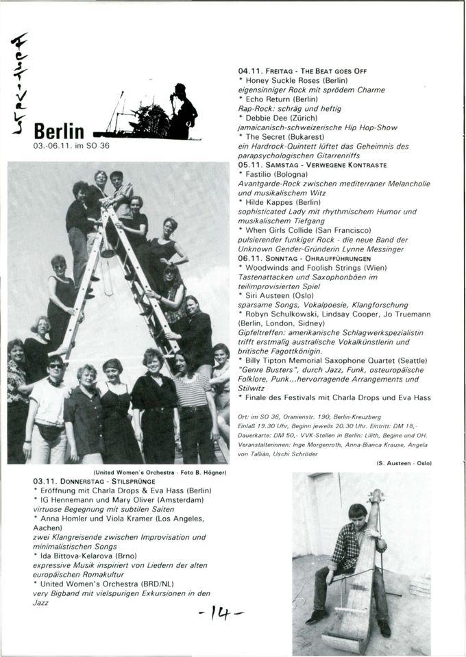 Rundbrief 26 / Seite 16