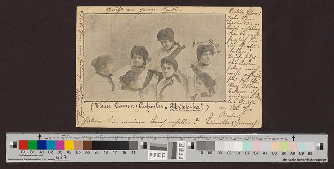 "Wiener Damen-Orchester ""Mikloska"""