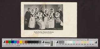 Holländisches Damen-Orchester