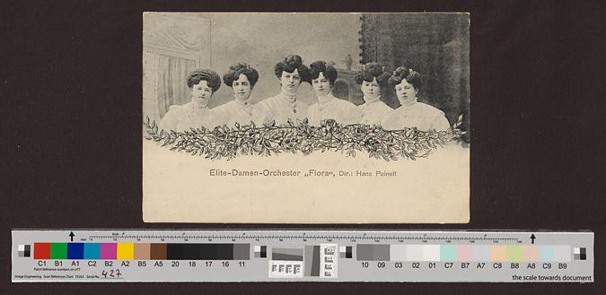 "Elite-Damen-Orchester ""Flora"""