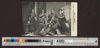 """Croatisches Damen-Tamburitza-Orchester """"Sljeme"""""""