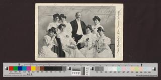 """""""Franz Rauscher's"""" Elite Damen-Orchester"""