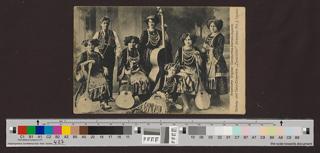 """Gesang- und Tanz-Ensemble """"Zwonimir"""" : Kroatische Original Tamburitza-Damen-Kapelle Gesang- und Tanz-Ensemble """"Zwonimir"""""""