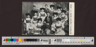 """Damen-Trompeter-Corps u. Gesangs-Ensemble """"Alpenveilchen"""""""