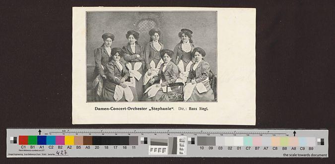 "Damen-Concert-Orchester ""Stephanie"""