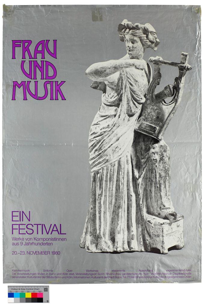Frau und Musik - Ein Festival