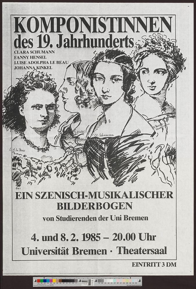 Komponistinnen des 19. Jahrhunderts / Seite 1
