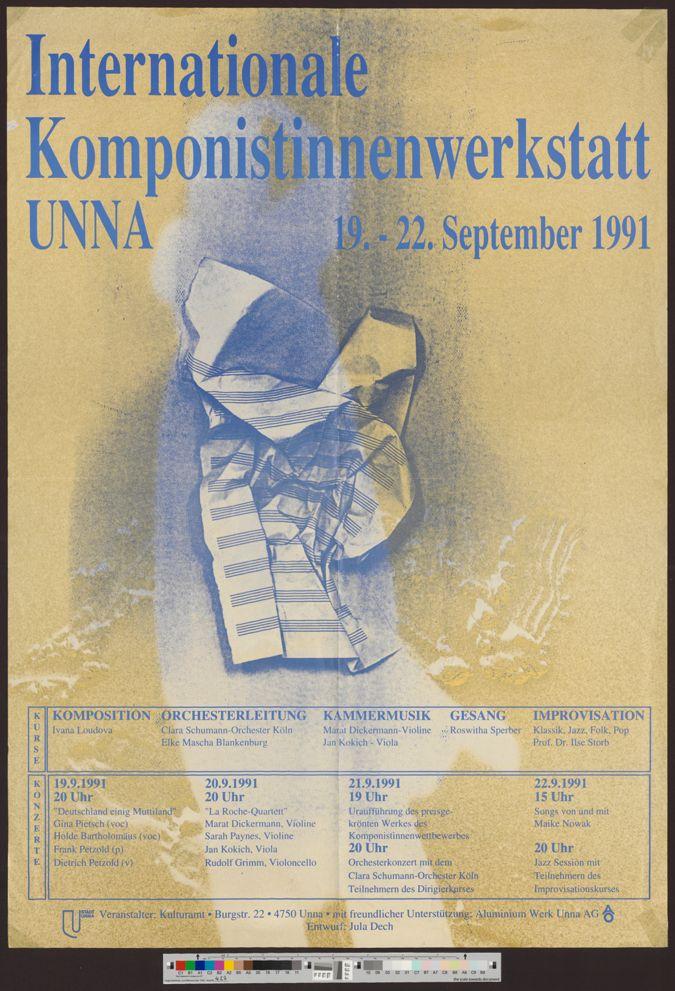Internationale Komponistinnenwerkstatt Unna