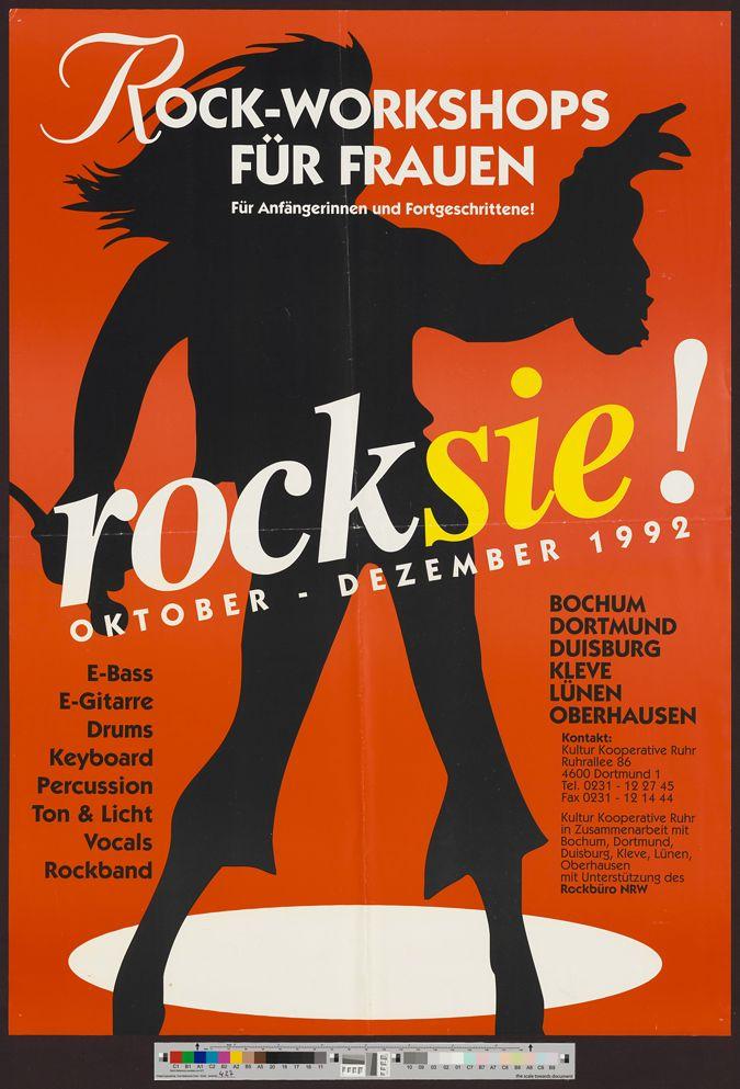 """""""Rocksie!"""": Rock-Workshops für Frauen"""