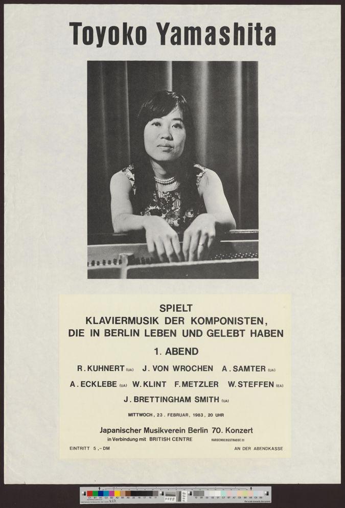 Toyoko Yamashita