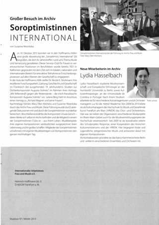 Soroptimistinnen International
