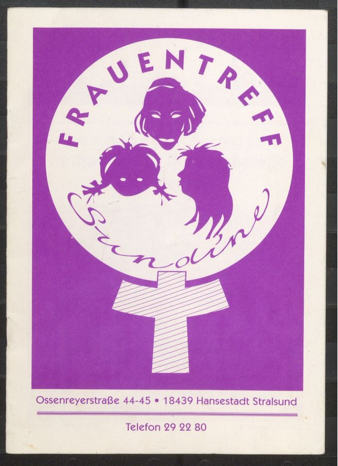 """Frauentreff """"Sundine"""" : Treffpunkt und Beratungsstelle für Frauen / Seite 1"""