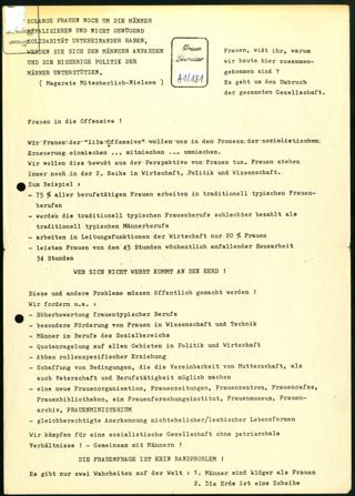 Sammlung: Cordula Meyer-Lambrecht